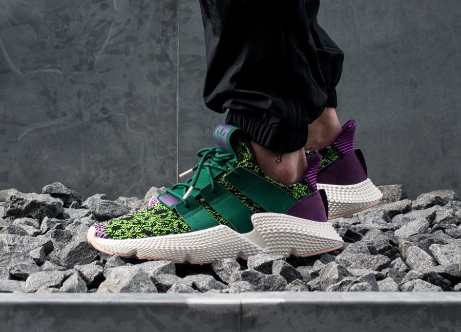 Dragon Ball Z x Adidas Prophere Base Green 'Cell'