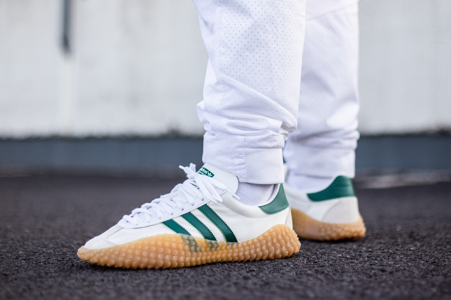 Adidas Country x Kamanda 'White Green' Never Made Pack