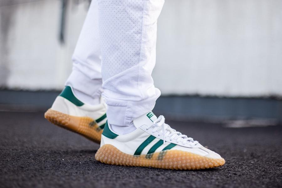 Adidas Originals Kamanda x Country blanche et verte (G26797)