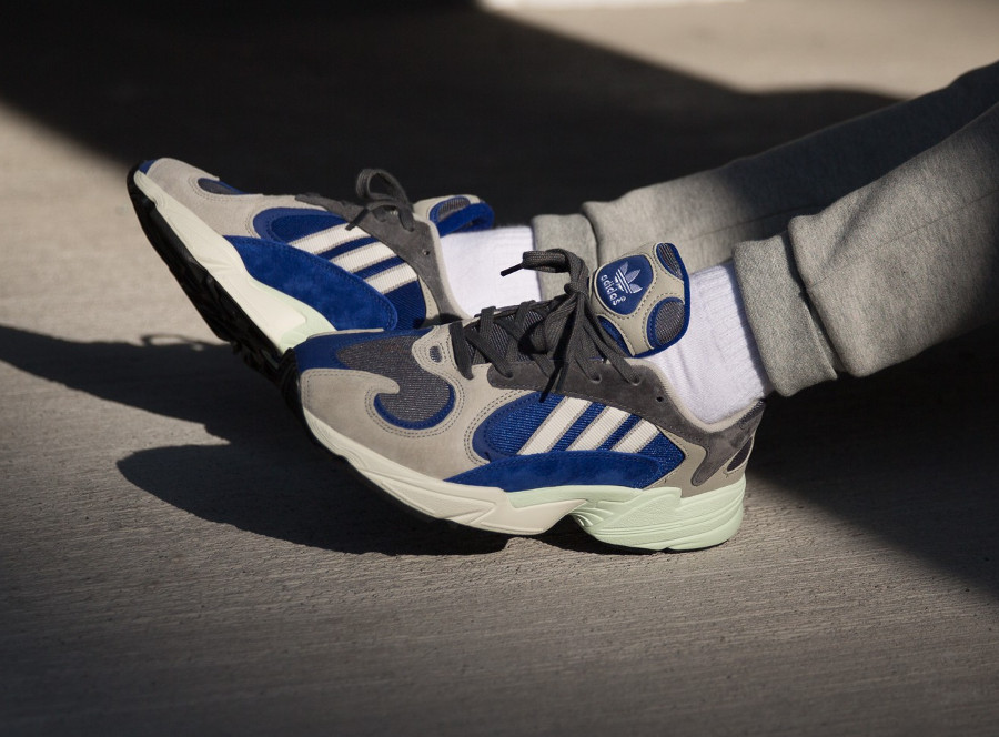 Adidas Yung-1 'Alpine' Sesame Grey Five