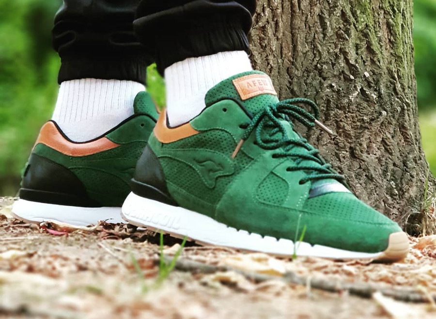 Afew x Kangaroos Coil R1 - Mighty Forest - @tretertreffmd