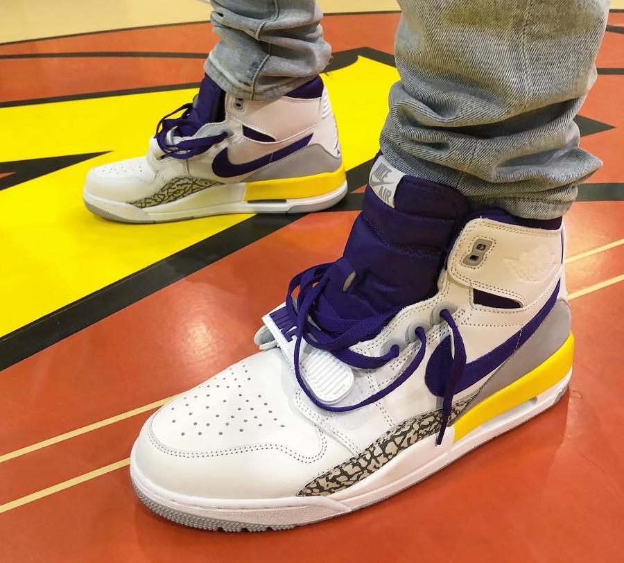 Où trouver les Don C x Air Jordan Legacy 312 'NBA Rivals Pack' ?