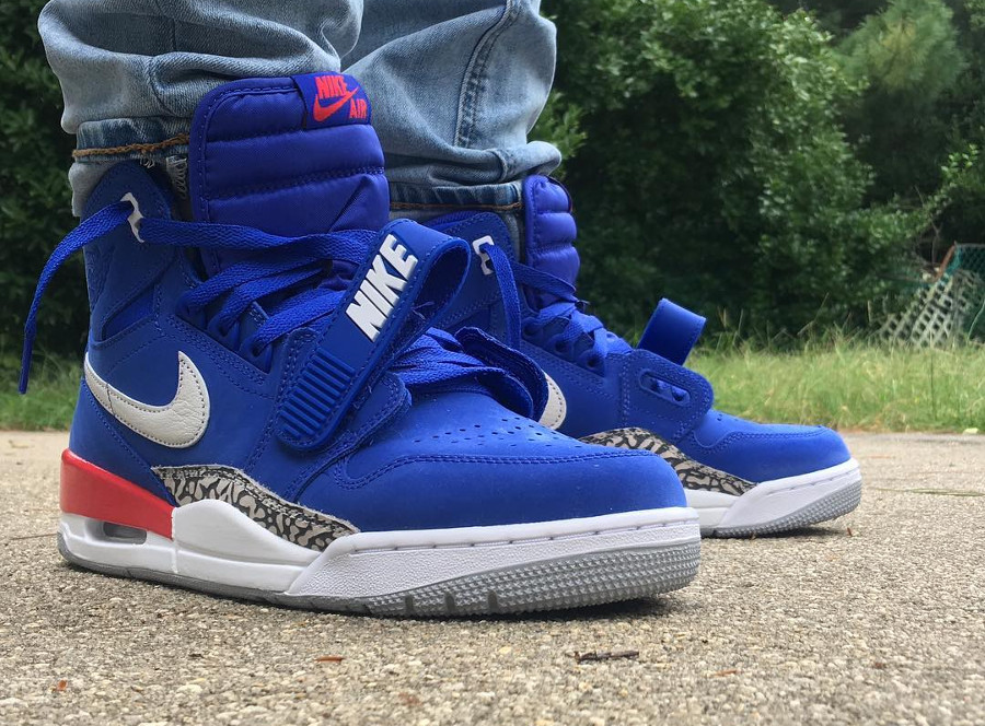 Le pack Nike Air Jordan Legacy 312 'Rivals'