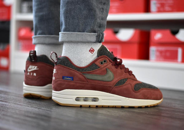Air Max 1 ID Pendleton Pueblo Brown - @am1_kapi1983