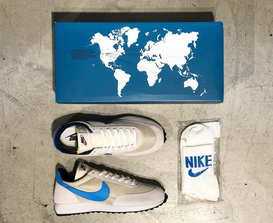 Boîte collector et chaussettes Nike Tailwind og (1)