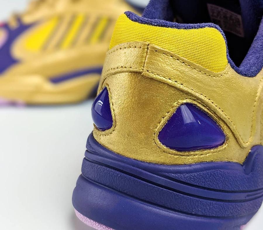 Dragon Ball Z x Adidas Yung-1 Golden Frieza (6)