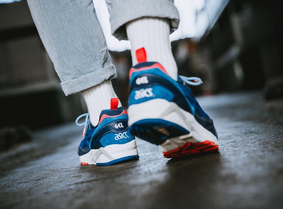 Mita Sneakers Asics Gel Kayano Trainer Trico on feet (2)