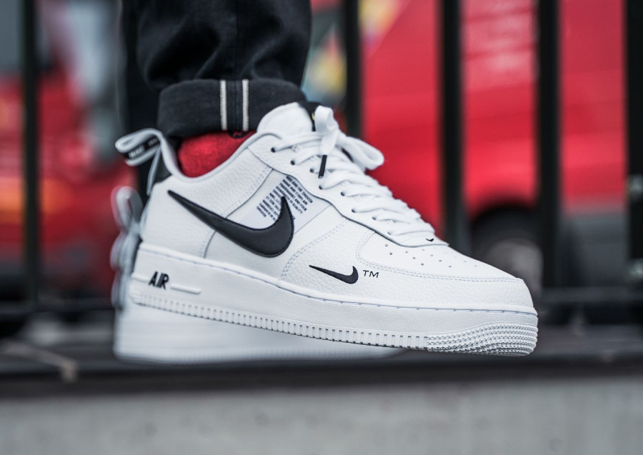 Nike Air Force 1 '07 LV8 Utility blanche White Black