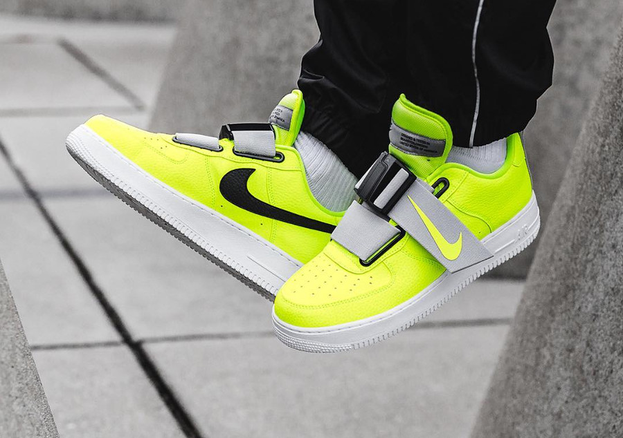 new arrival entire collection price reduced Où trouver les Nike Air Force 1 Utility QS Magnetic Strap ?