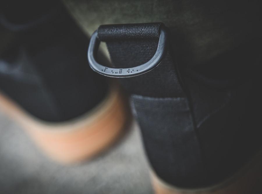 Nike Air Force 1 Utility vert foncé avec gumsole (3)