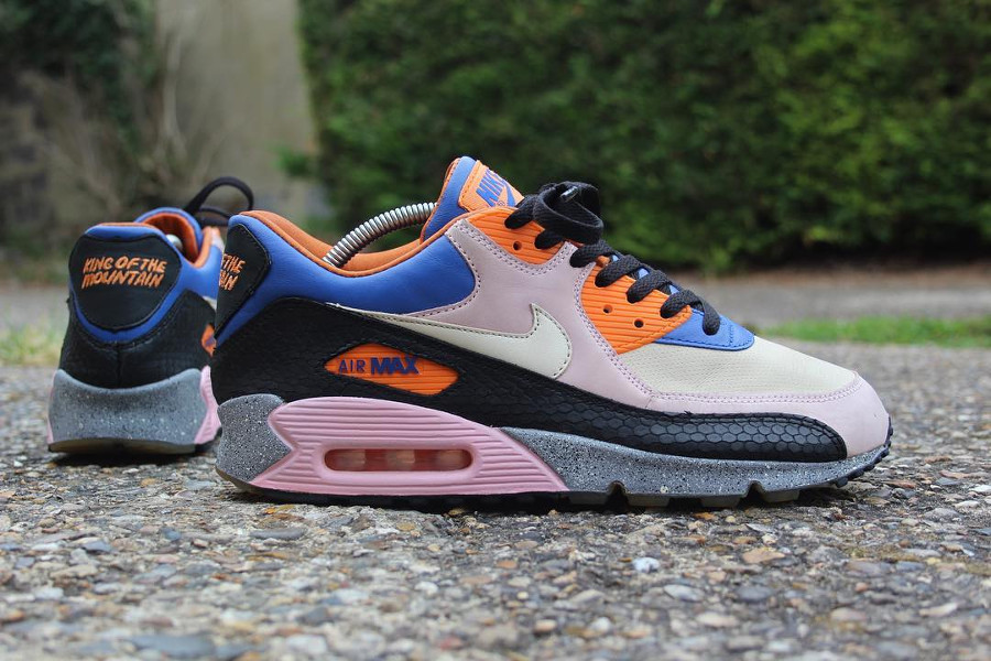 Nike Air Max 90 King of The Mountain 2008