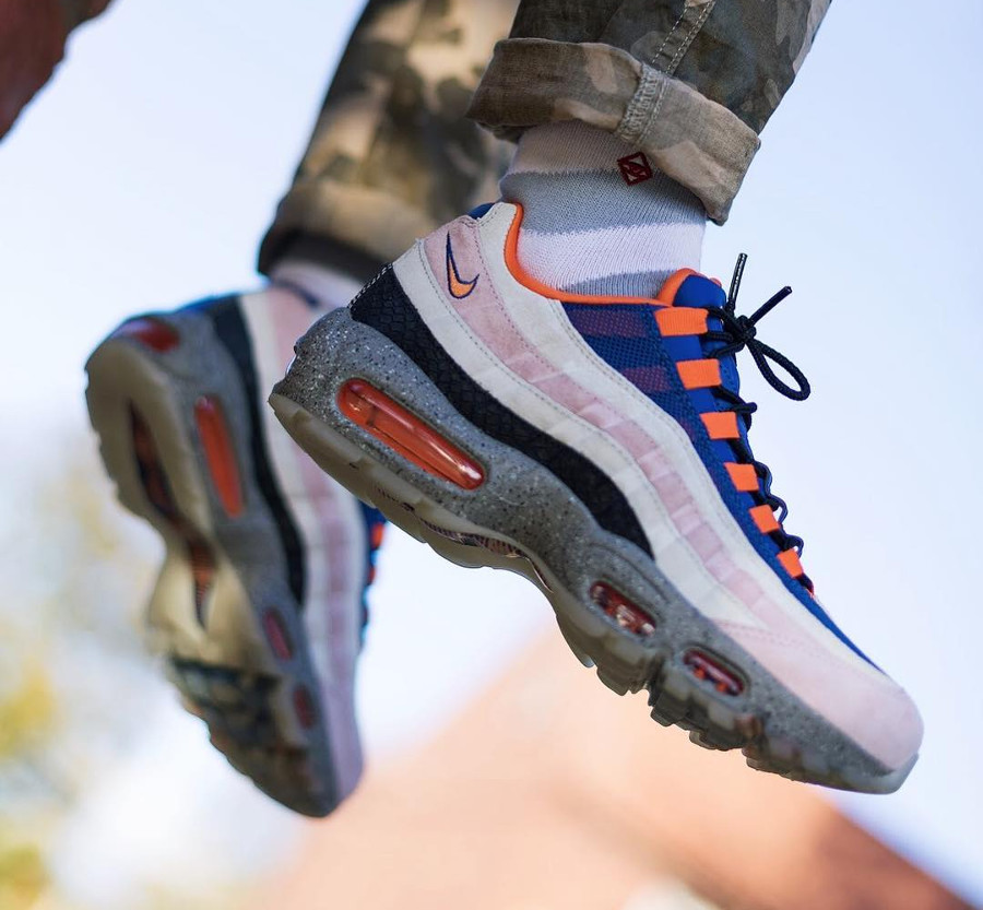 293c8ad0f6 Où trouver la Nike Air Max 95 Mowabb ACG 'King Of The Mountain' ?