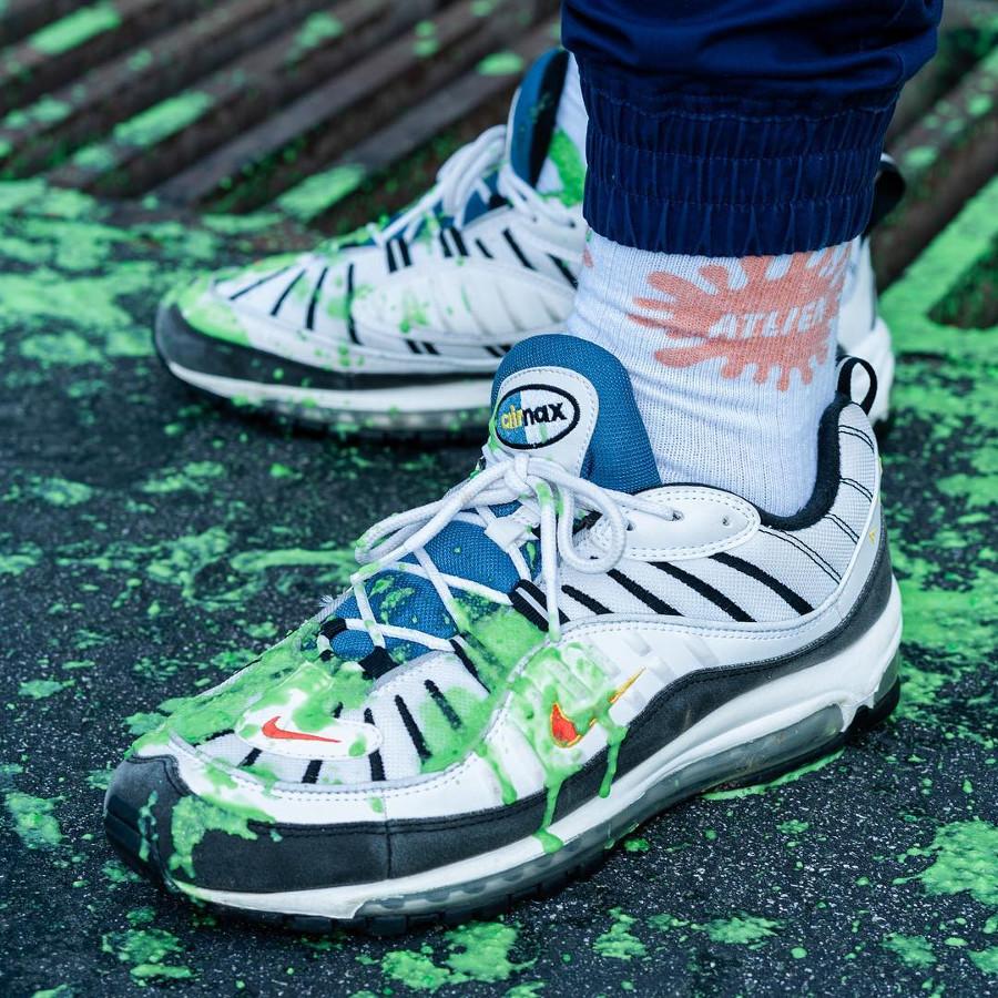 Nike Air Max 98 Atlien - @dynamitejimi