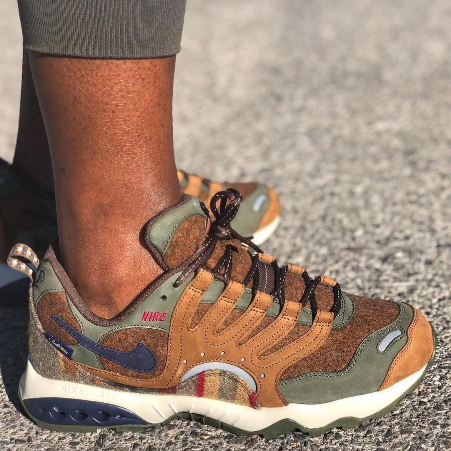 Nike Air Terra Humara ID Pendleton - @doc_downes