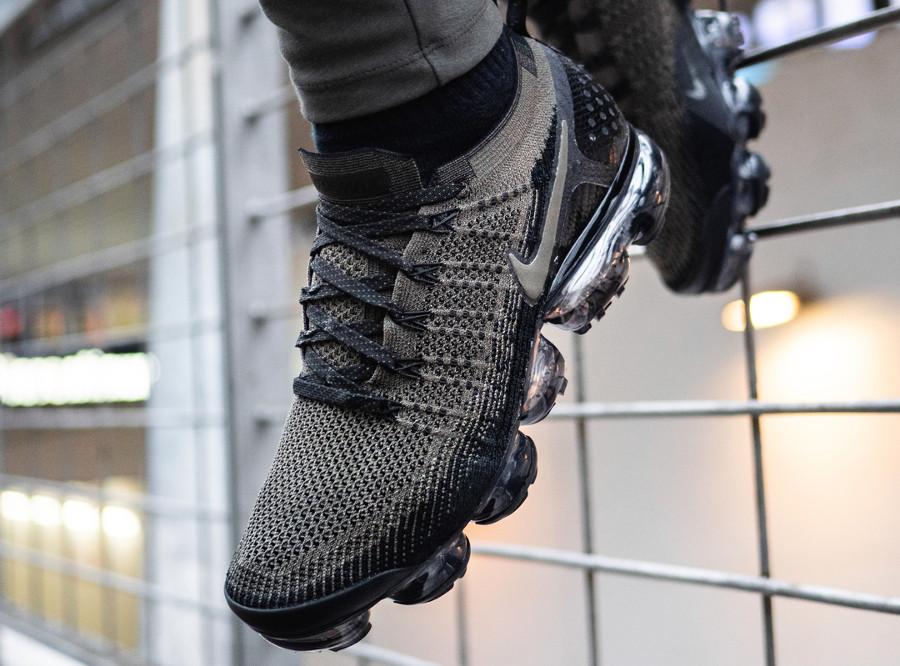 Nike Air Vapormax Flyknit 2 'Snake' Cargo Khaki