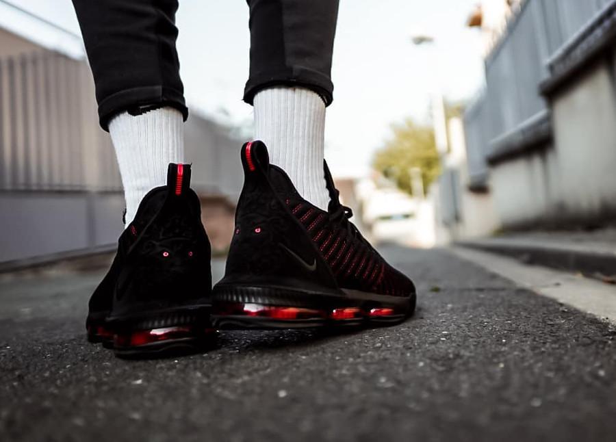 Nike Lebron 16 Fresh Bred - @cirru93