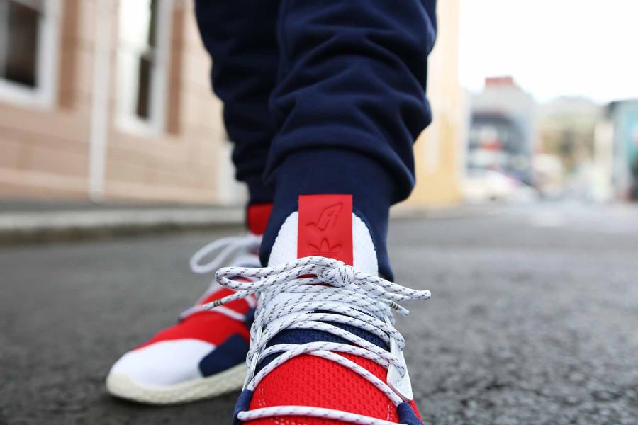 Où trouver la Adidas Pharrell Williams Tennis HU V2 BBC ?