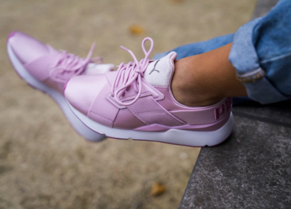 Puma Muse Satin II rose Winsome Orchid Smoky Grape (2)