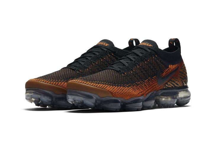 Sortie Nike Vapormax 2 Tiger
