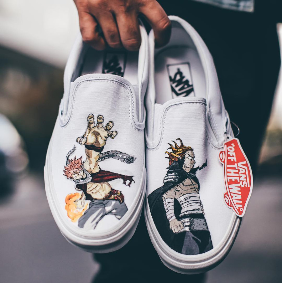Vans Slip On Fairy Tail (2)