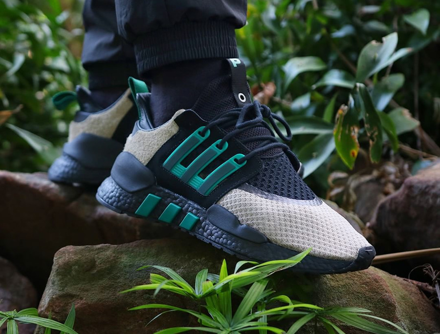 Packer Shoes x Adidas Consortium Equipment 91/18 'Adventure'