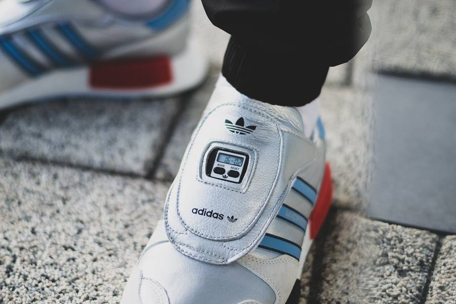 Adidas Micropacer x R1 'Silver Metallic' Never Made Pack'