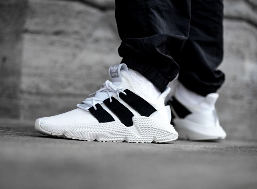 Adidas Prophere 'Ftwr White Core Black'