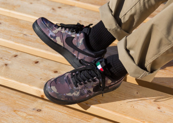 Nike Air Force 1 '07 Patch 'Italy Camo'