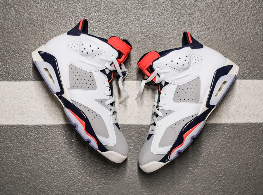 Air Jordan 6 Retro 'Tinker Infrared'