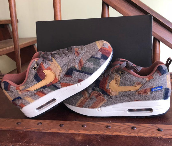 La collection Pendleton x Nike ID 'Painted Hills'