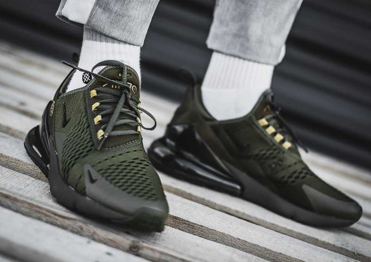 air max 270 homme kaki