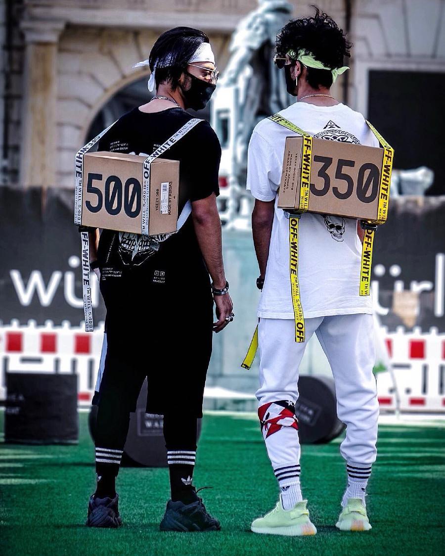 Cartable Adidas Yeezy 500 & 350 Boost - meysamsepanji
