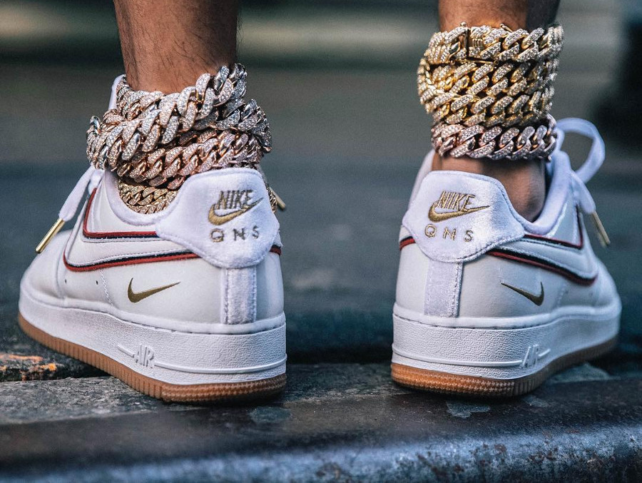 nike air force 1 low id femme