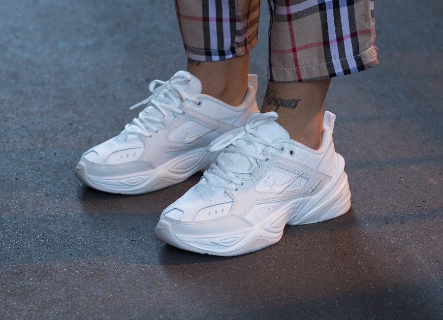 Que vaut la Nike M2K Tekno 'Phantom Summit White' (AO3108-006) ?
