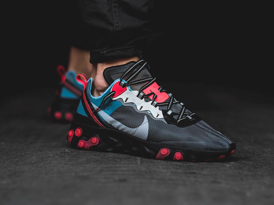 Avis] Nike React Element 87 (collection octobre 2018)