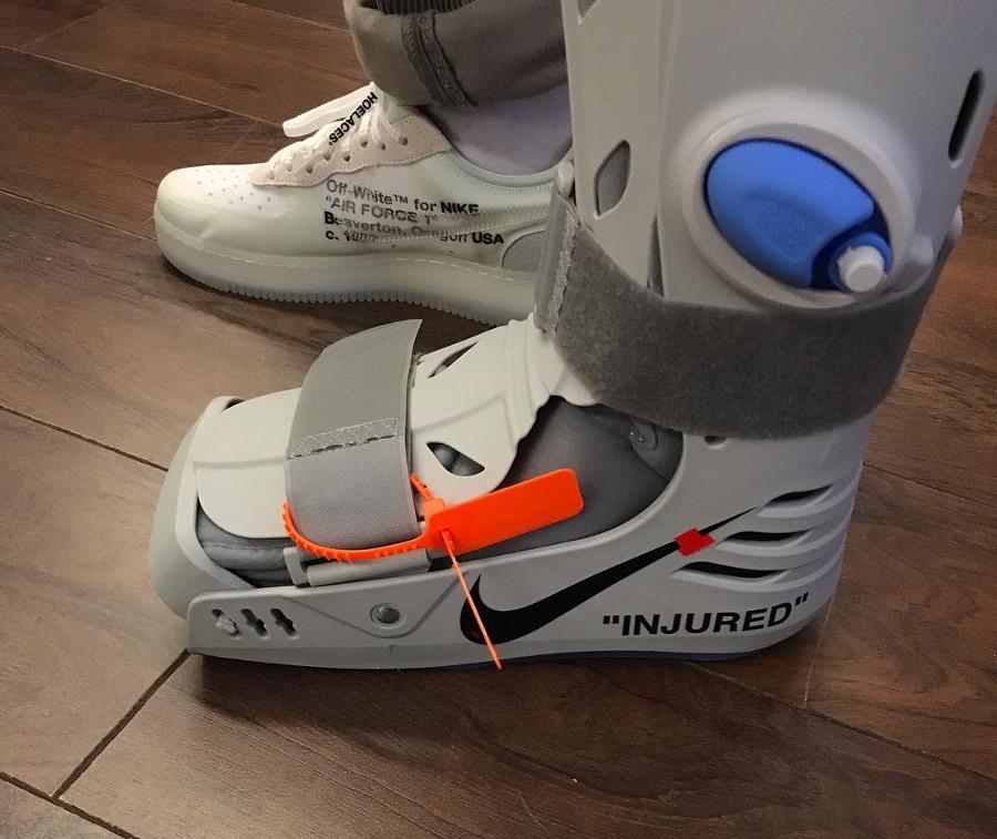 Attelle Off White x Nike - @vonschnitz