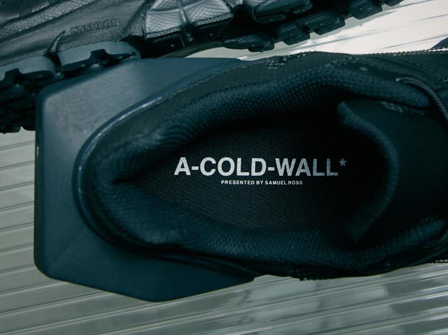 A-Cold-Wall x Nike Zoom Vomero +5 Black Reflect Silver (2)