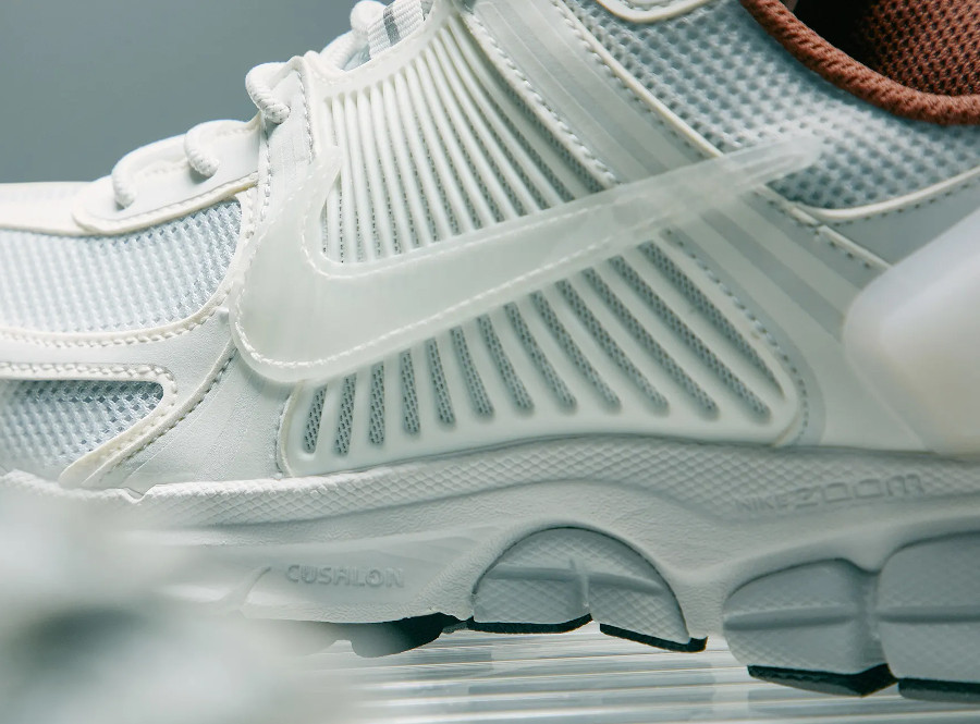 A-Cold-Wall x Nike Zoom Vomero +5 blanche Sail Off White (3)
