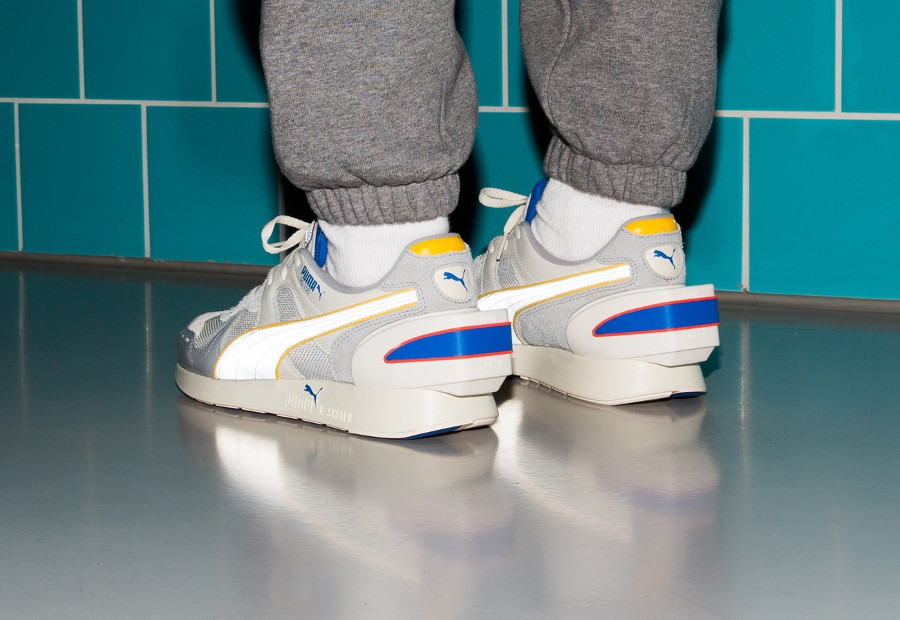 Ader Error x Puma RS 100 Quarry-Lemon Chrome (1)