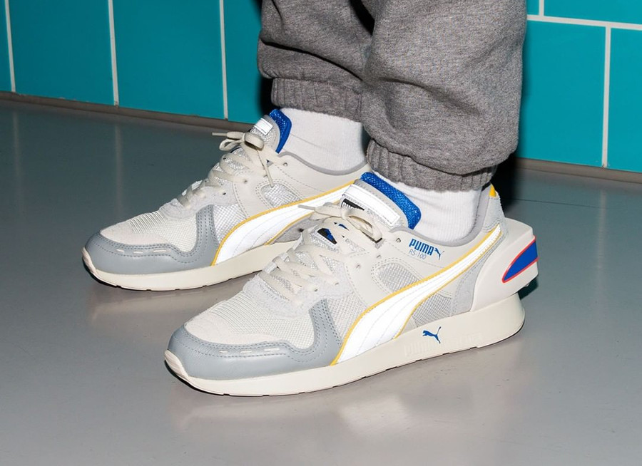 Ader Error x Puma RS 100 Quarry-Lemon Chrome (2)