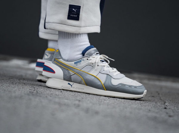 Ader Error x Puma RS 100 Quarry-Lemon Chrome (3)