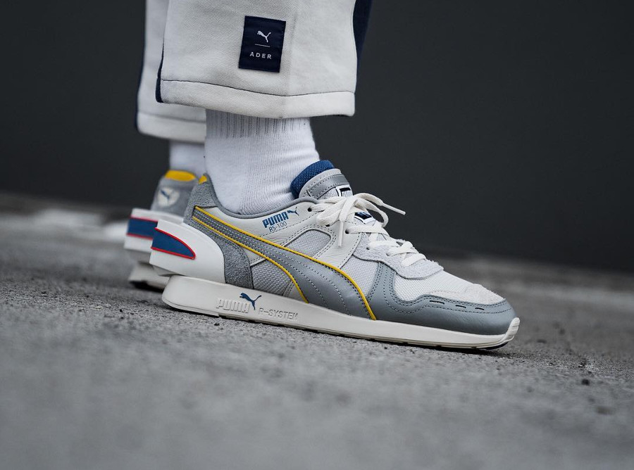 Ader Error x Puma RS-100 'Quarry Lemon Chrome'