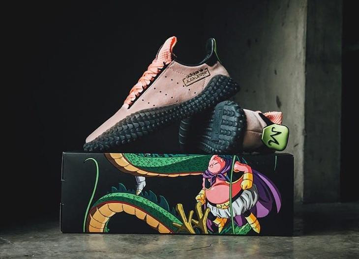 DBZ x Adidas Originals Kamanda 'Majin Buu'