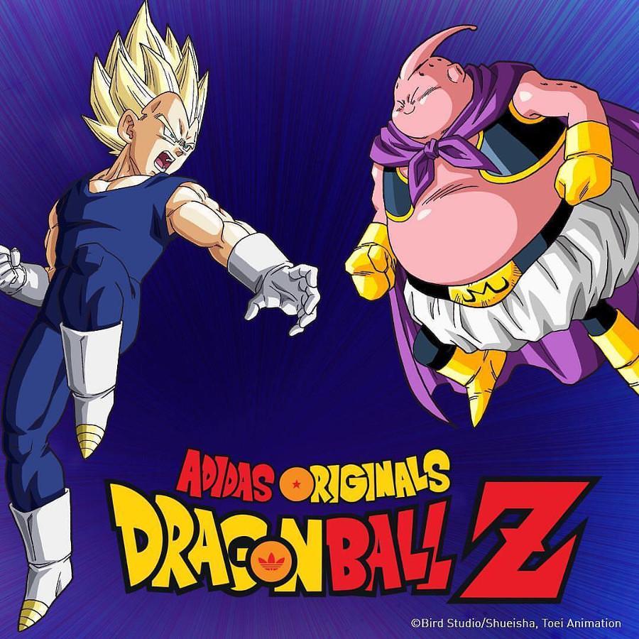 Adidas Originals Dragon Ball Z Vegeta vs Buu
