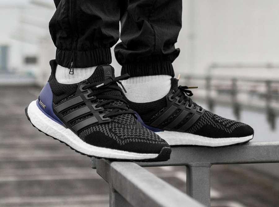 Adidas Ultra Boost 1.0 OG Black Gold Purple 2018