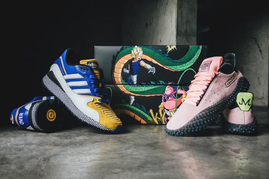 Adidas Ultra Tech Vegeta vs Kamanda Buu