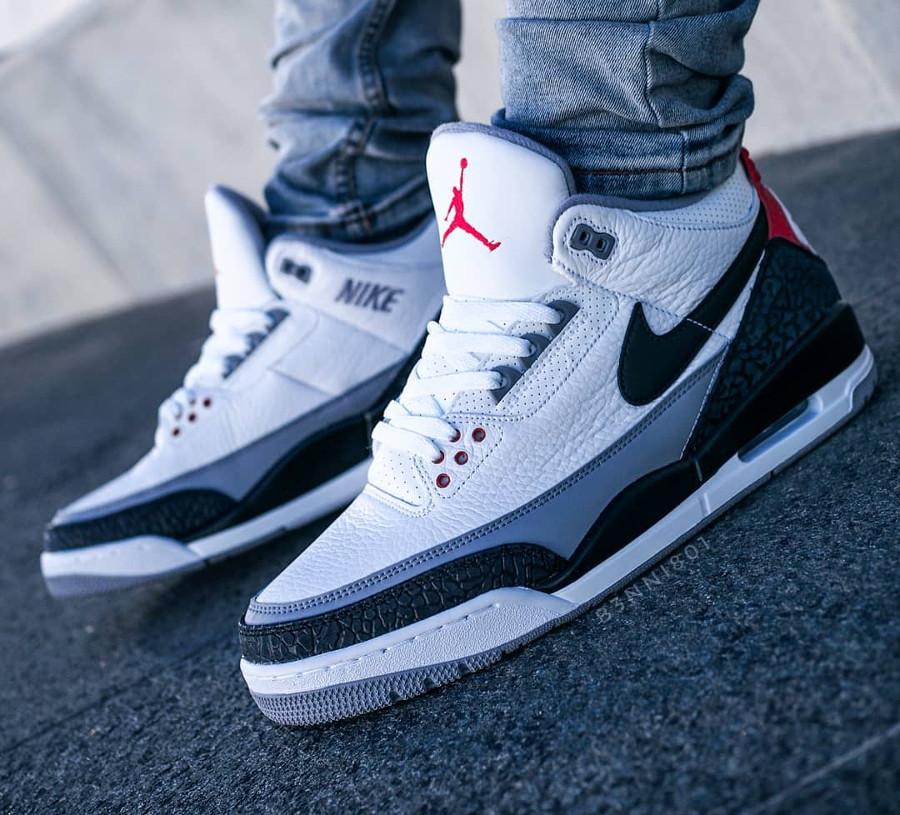 Air Jordan 3 NRG Tinker - @b3nni801