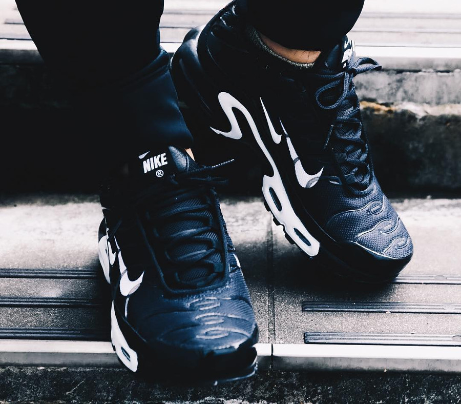 Avis] Nike Air Max Plus Requin PRM Double Swoosh (Branded Pack)
