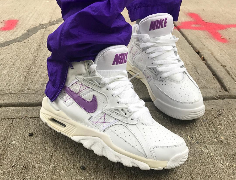 Nike-Air-Trainer-SC-High-Bo-Jackson-White-Purple-2003 - @aaliyahnoel