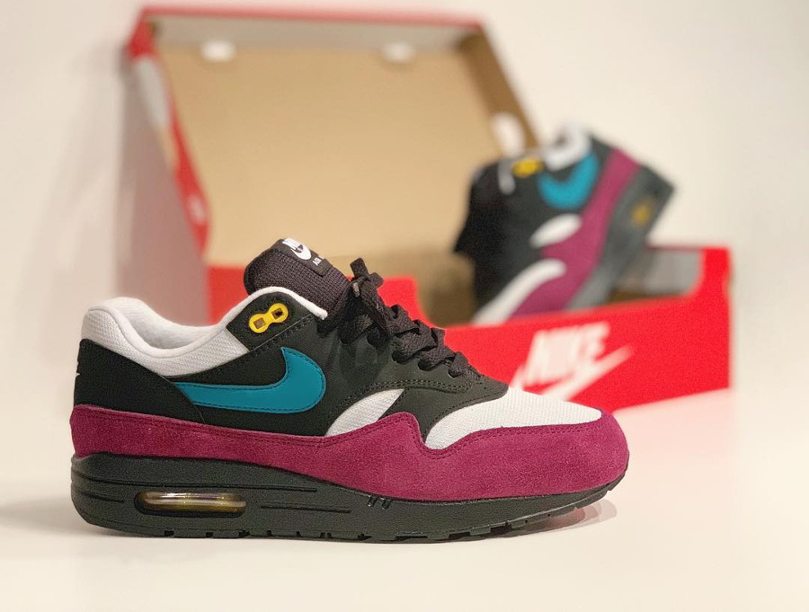 Nike R Air Max 1 Geode Teal pour fille (1)